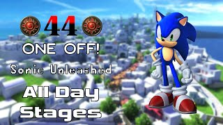 Sonic Unleashed Wii: All Day Stages