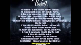 05-Sed de Venganza - Nitro Mc Ft Killer Mc (Killer Prod)