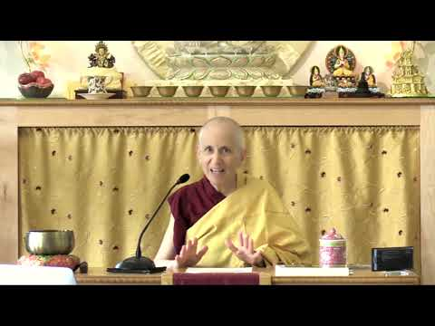 07 Exploring Monastic Life: Taming the Mind 08-03-21