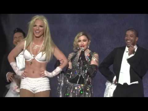Derrick Barry & Madonna Unapologetic Bitch @ Rebel Heart Tour 9.28.15