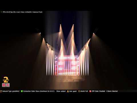 Bruno mars-treasure MA2 3D
