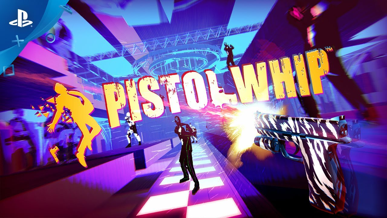 Pistol Whip - Teaser Trailer | PS VR