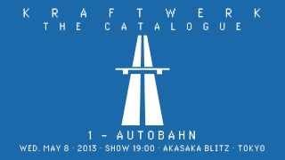 Kraftwerk - The Catalogue 1 - Akasaka Blitz, Tokyo, 2013-05-08