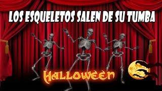 Las Calaveras Salen de Su Tumba Chumbala Cachumbala - Halloween 2017 thumbnail