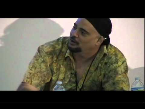 'The Creative Process of Filmmaking' Panel Discussion at PAHFest Livonia, MI  Part Six