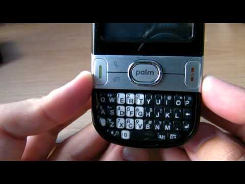 Palm centro Review Sprint (HD)