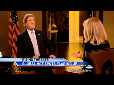 John Kerry Tackles Nuclear Hot Spots in First Overseas Tri
