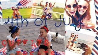 4th of July Outfits and Treats! Thumbnail