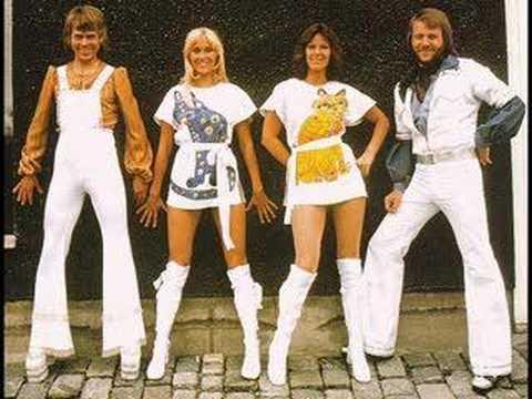 Abba - Rock 'n' Roll Band