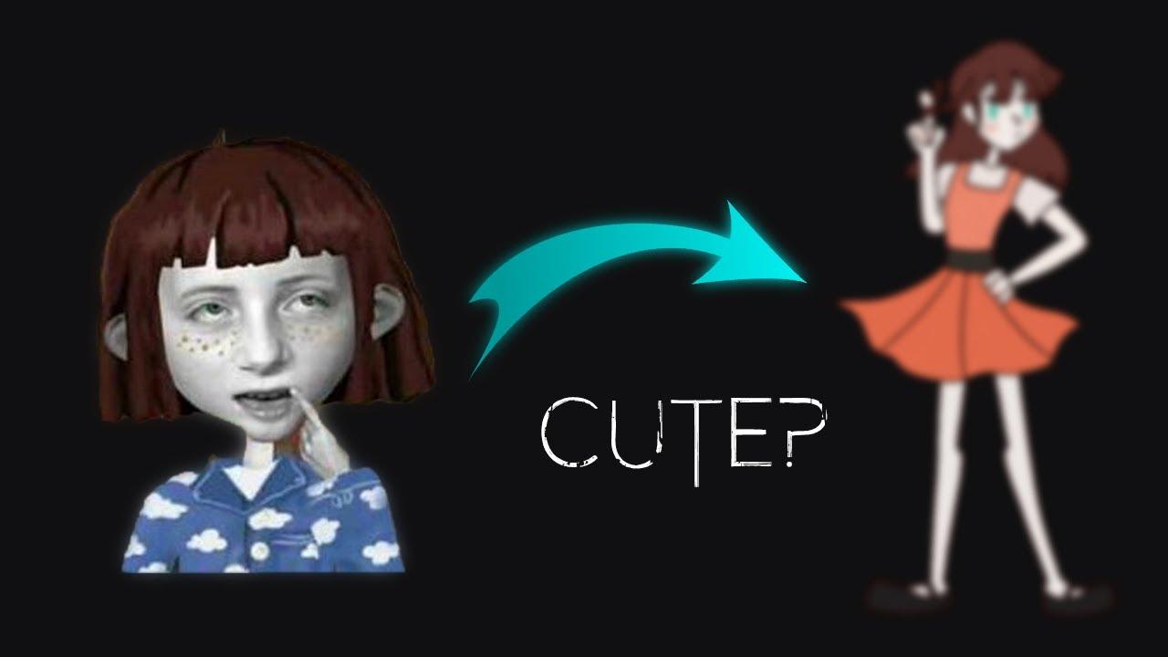 Download Re-redesigning Disturbing Kids Characters (JayJay the Jetplane, Angela Anaconda, and Dirtgirl World)