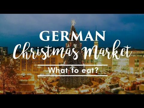 German Christmas Market | Wandering Europe (Dortmund, Germany)