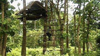 ফাসিয়াখালী বনের গহীনে মানুষ ও পশু পাখির জীবন (নির্মাণ কাল ২০০৫)   TRAVEL FASIAKHALI FOREST (2005)