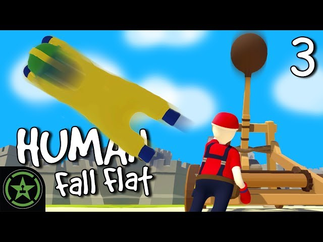 Human Fall Flat Part 3 - Play Pals