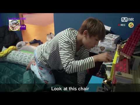 [ENG SUB] Wanna One Go Zero Base 101 Second No Cut Video Woojin