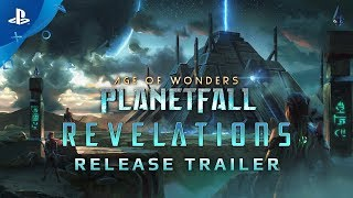 Age of Wonders: Planetfall - Revelations | Release Trailer | PS4