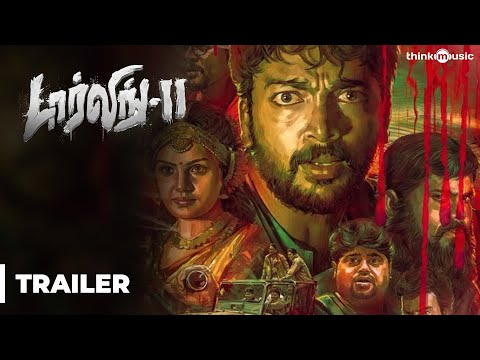 Darling 2 Official Trailer | Kalaiyarasan | Rameez Raja | Maya | Sathish Chandrasekaran