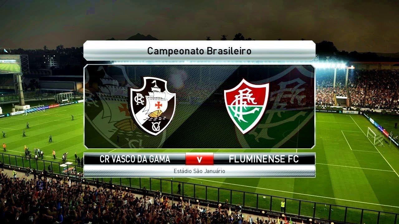 CR VASCO DA GAMA X FLUMINENSE FC ( 1080p   60FPS ) ESTÁDIO SÃO ... 1f6864eeb636e