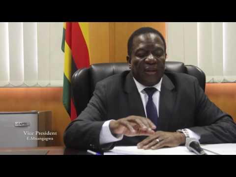 VP Mnangagwa Shona version