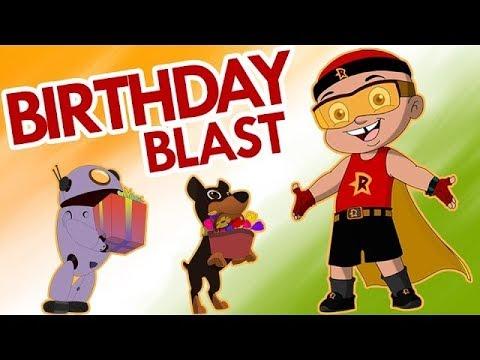 Mighty Raju's Birthday & Independence Day Celebration