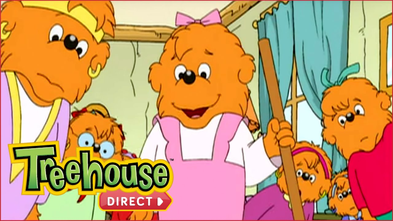 the berenstain bears homework hassle part 1