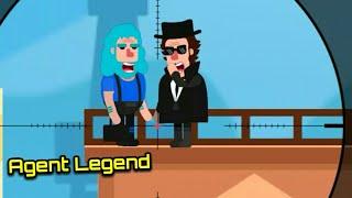 Agent Legend - Legendary Sniper