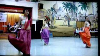 Hmong New Year 2008-2009; Paj Tawg Tshiab - Indian Song