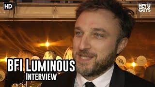 Julian Kokotajlo | BFI Luminous Gala Red Carpet Interview