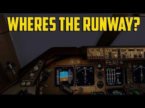 P3Dv4 - Wheres the Runway?