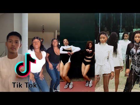 The Martinez Twins Went IN on These TikTok Dances and I'm ...  |Tiktok Dance Twins