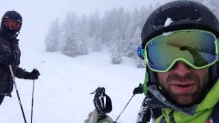 Warren Smith Ski Academy - 14th Jan 2014 - Powder in Bruson