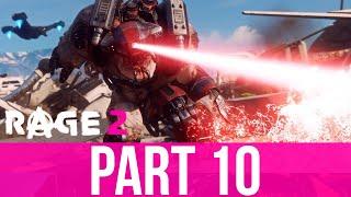 RAGE 2 Gameplay Walkthrough Part 10 - BENEATH THE SURFACE (Full Game)
