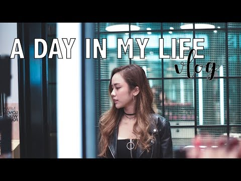 VLOG #1 | A Day In My Life