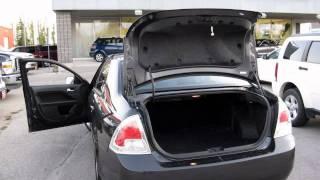 2007 ford fusion sedan w sunroof 5 sp manual