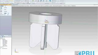 Solid Edge Design & Drafting Teil I, Erstellung Part, Video 2/2