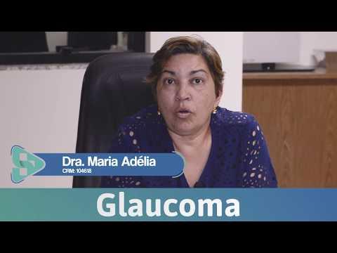 Dra. Maria Adélia fala sobre Glaucoma