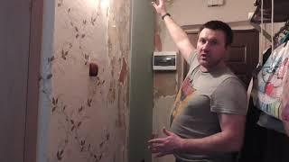 Ремонт своими руками стены под стояком, делаем стену из гипсокартона