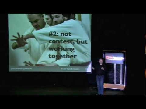 TEDxPatagonia - Kevin Koym