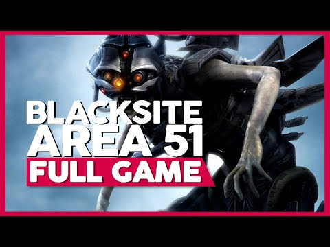 BlackSite: Area 51 | Full Playthrough (PC | 1080p | 60FPS | No Commentary)