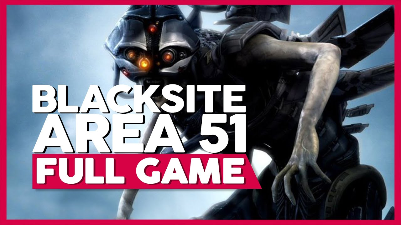 Download Blacksite: Area 51 | Full Game Playthrough | No Commentary [PC 60FPS]