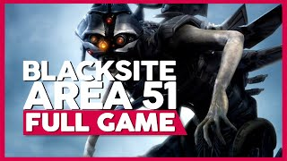 Blacksite: Area 51 | Full Gameplay/Playthrough | PC 60fps | No Commentary