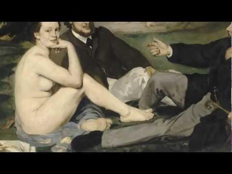 Déjeuner sur l'herbe (Manet) par Pierre Oscar Lévy