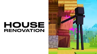 House Renovation | Minecraft Animation