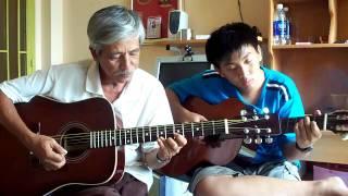 BIEN NHO  ( Trinh Cong Son ) on Guitar