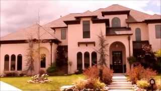 Большие дома, красивые дворы богатых Американцев - 2. жизнь в Америке, в США.