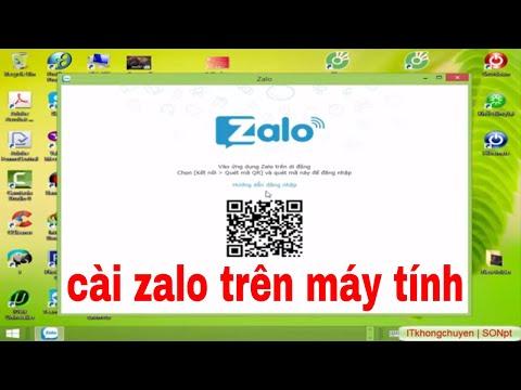 Zalo Hướng dẫn cài Zalo trên máy tính phiên bản mới nhất, không bị lỗi 2028 | Zalo PC