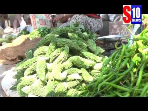 S10TV News Kothapet Market Hyderabad