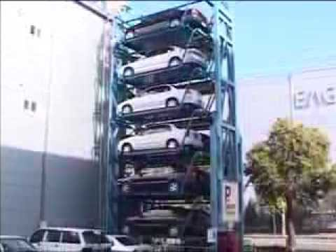 Mechanized Car Parking Systems