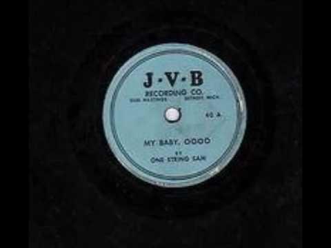 One String Sam - My Baby, Oooo 1956