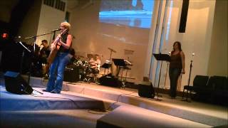 Delta Dawn Cover - Kandis Concert