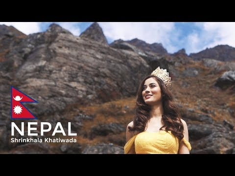 Nepal - Shrinkhala Khatiwada - Contestant Introduction (Miss World 2018)